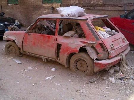 vehículo por fallecimiento